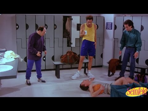 Seinfeld - Kramer's Loaded on Novocaine and Jimmy's Down | 720p HD | ©1995 SONY Pictures