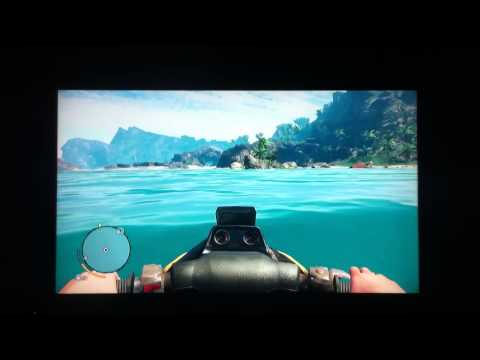 FayCry 3 - Shark Jumping
