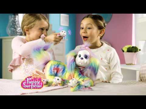 Smyths Toys - Puppy Suprise and Kitty Suprise Plush