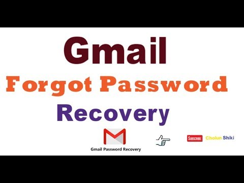 Gmail Forgot Password Recovery(2017 new tutorial recovery or change gmail forgot password)