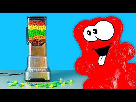 CANDY COCKTAIL FOR JELLY GUMMY BEAR