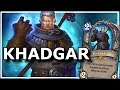Hearthstone - Best of Khadgar