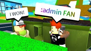 IF YOU FIND ME, I GIVE YOU ADMIN COMMANDS! (Roblox)