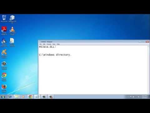How to Install Visual basic 6 on Windows 7