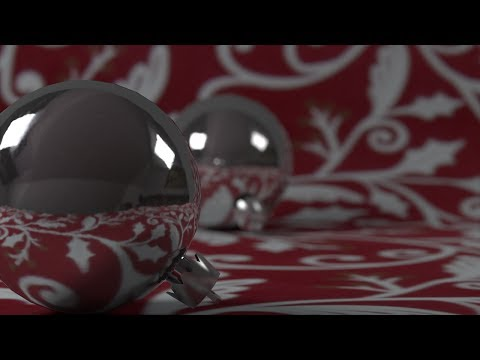 Blender Christmas Tutorial 2013