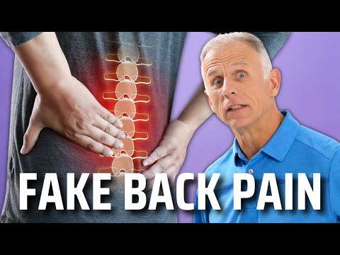 Is Someone Faking Back Pain? How to Tell. Waddell's Signs - Tests