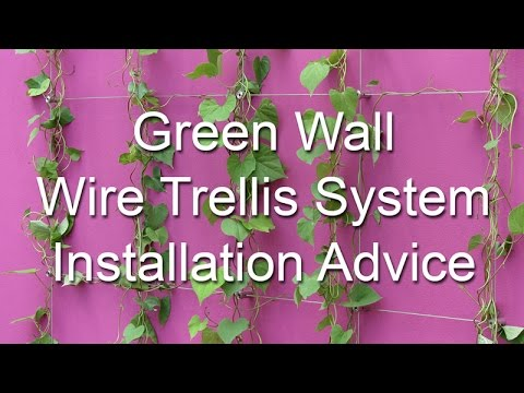 Wire Trellis Video Installation Guide - S3i Group