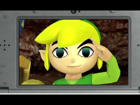 Hyrule Warriors Legends - DLC Pack 3 Available Now! (Sand Wand Toon Link & Toon Zelda)