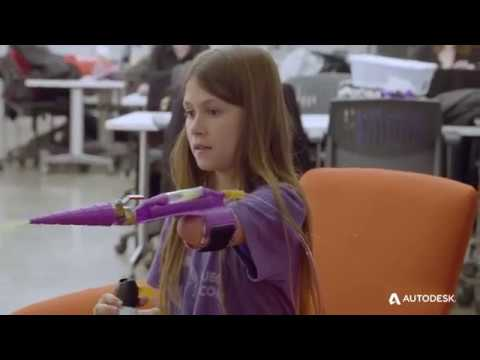 Autodesk Hosts Kid Inventor Day at NYU