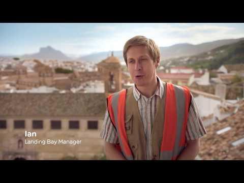 easyJet & Europcar unveil their flying car - Ground Staff