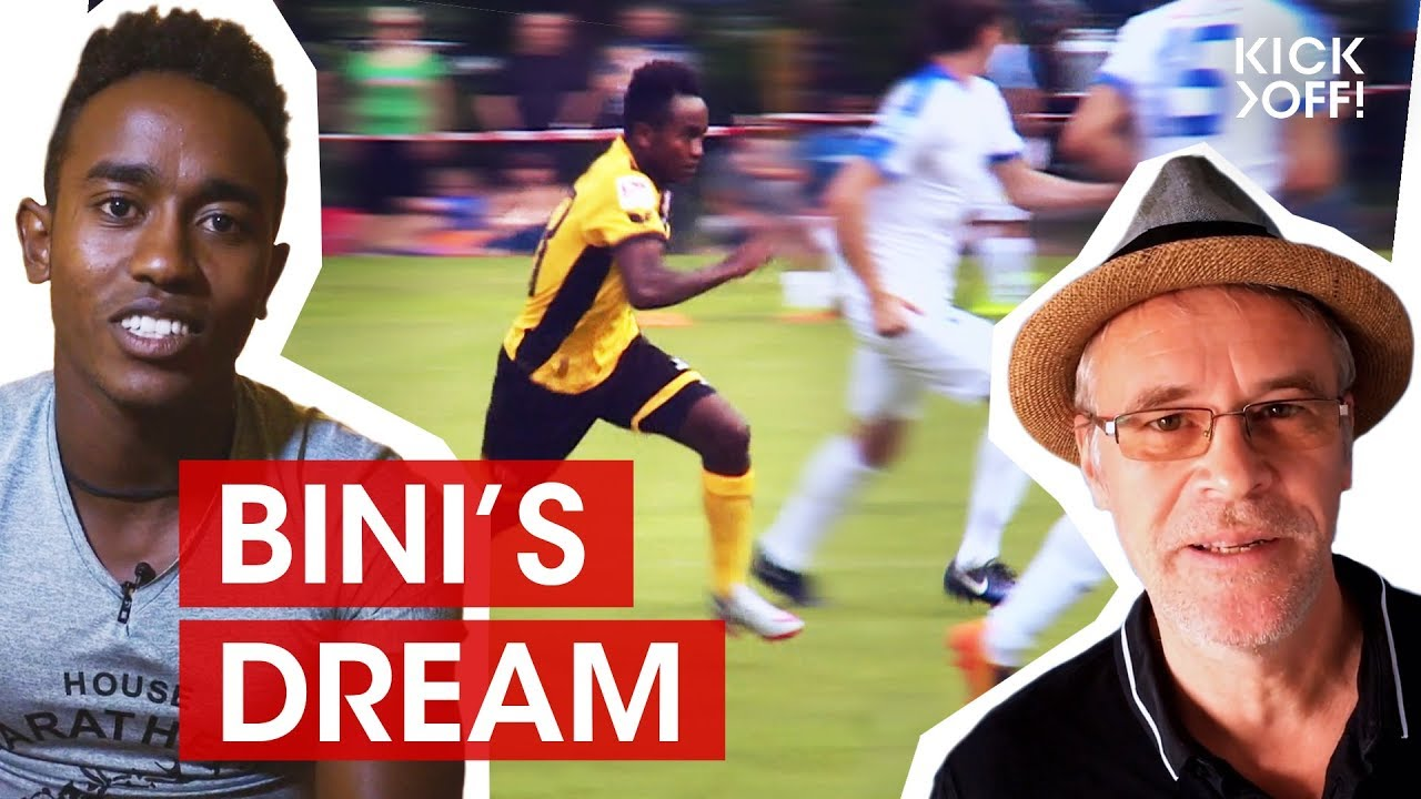 From African Youngster to European Football Star   full documentary