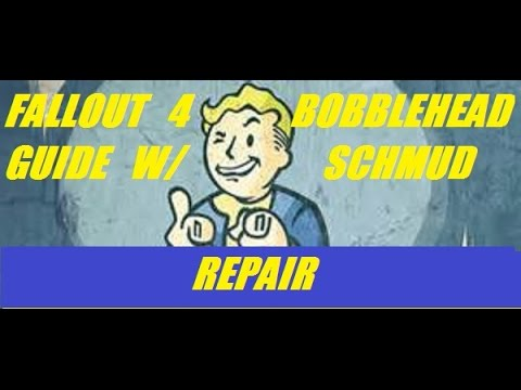 Repair Bobblehead Fallout 4 With Schmudthedarth