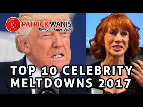 The Top 10 Celebrity Meltdowns 2017 - original - Griffin, Trump, Baldwin, Carrey
