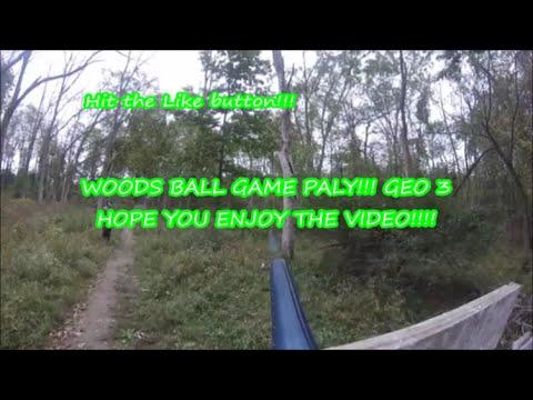 Tc Paintball Woodsball game Play Geo 3