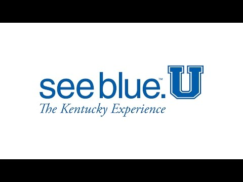see blue. U 2016 - Your University of Kentucky Orientation