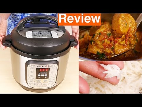 Instant Pot Duo Mini Review Demo Recipes