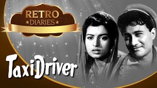 The Story Of Taxi Driver [1954] | Dev Anand, Kalpana Kartik, Johnny Walker | Retro Diaries