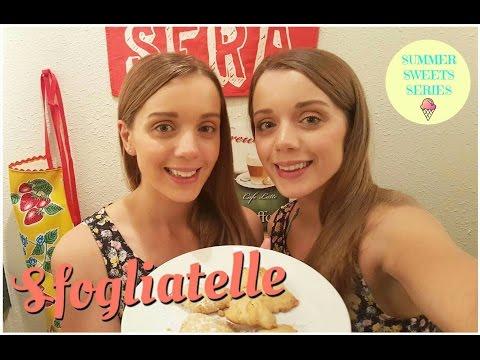Summer Sweets episode 5: Sfogliatelle!