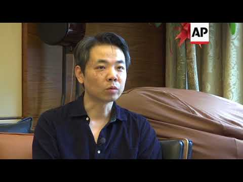 Chinese relative of MH370 victim reacts to search ending next week