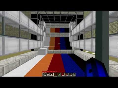 Minecraft Inventions - Rainbow Runner