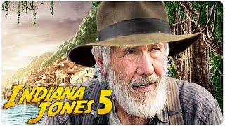 INDIANA JONES 5 Teaser (2022) With Harrison Ford \u0026  Mads Mikkelsen