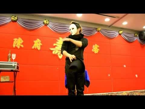 Macau Joker Floating Table Magic 2011-1