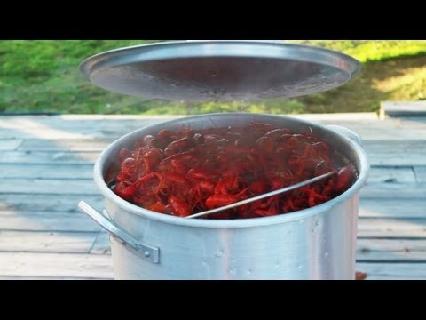 How To Cook Crawfish