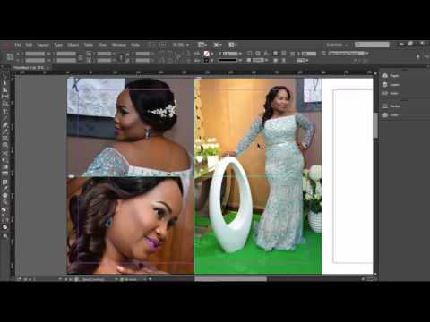 Tengeneza Photobook na Adobe InDesign - Yesaya Software
