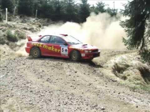Scottish Rally Championship 2006