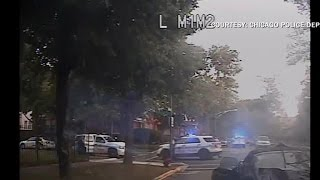 Dash cam part 1: Chicago police arrive at the scene