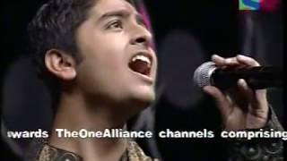 Magical Voice of Arijit - Maa Tujhe Salaam