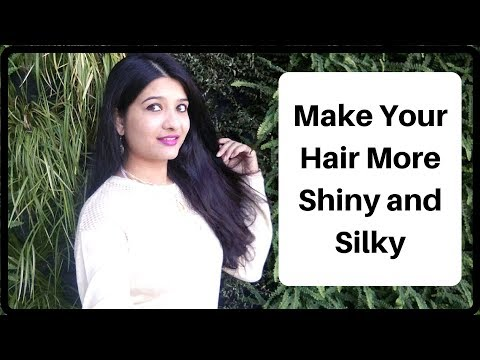 Make your hair more healthy shiny & silky in Hindi | Home remedy for hair care | Hair care | AVNI