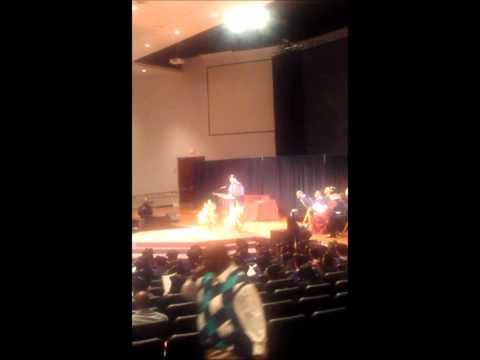 TGreg Doucette NCCU Law School Graduation Speech