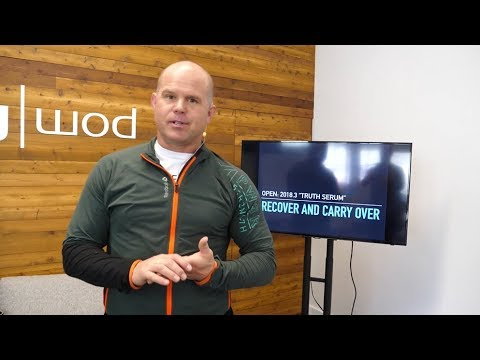 CrossFit Open 2018: Prep & Recovery from 18.3 with Kelly Starrett