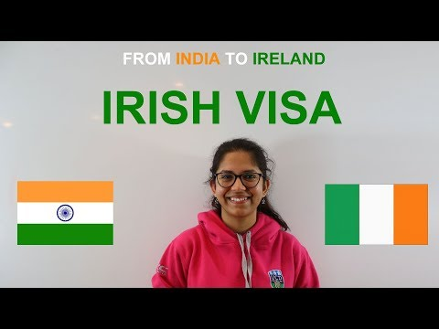 2/5 - From India to Ireland: Getting an Irish Visa
