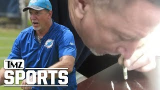 Dolphins Coach Chris Foerster Resigns After Cocaine Video,