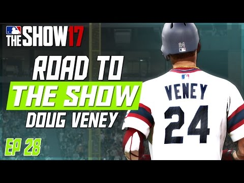 MLB THE SHOW 17 RTTS | A MAJOR PLAYER GETS TRADED! | EP 28