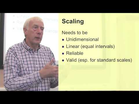 Ratings & scales. Part 3 of 3 on Questionnaire Design