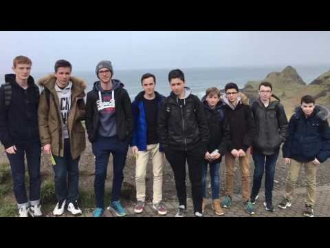 French Exchange 2017 - Armagh Leg