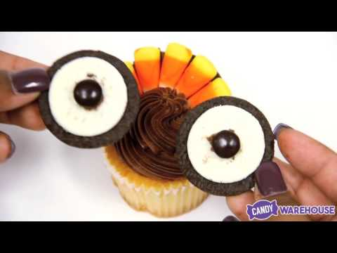 Thanksgiving Turkey Cupcakes MADE SIMPLE!