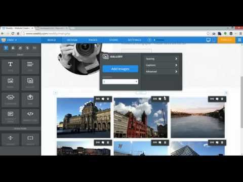 How to Build a Weebly Portfolio Website in 5 minutes or less - Website Builders Critic