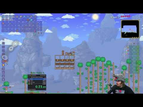 Terraria Speedruns Expert Moonlord Unseeded 2:08:48 (PB)