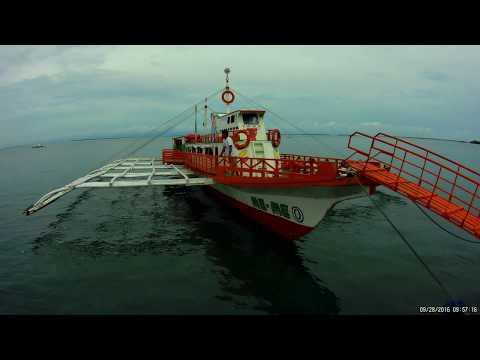 Banca Boat to Paradise, Cebu City to Bohol, Cebu, Philippines