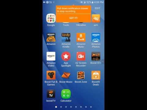FoxFI Boost Mobile J7
