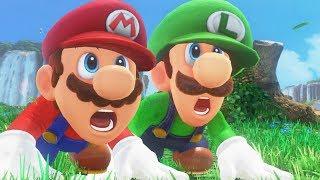 Download Super Mario Odyssey - Mario & Luigi Walkthrough Part 1 Video