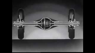 It Floats - Chevrolet Full Floating Rear Axle (1936)