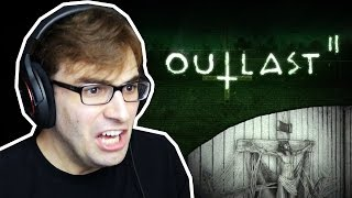 OUTLAST 2 - O Incrivelmente Assustador Início de Gameplay, em Português PT-BR!