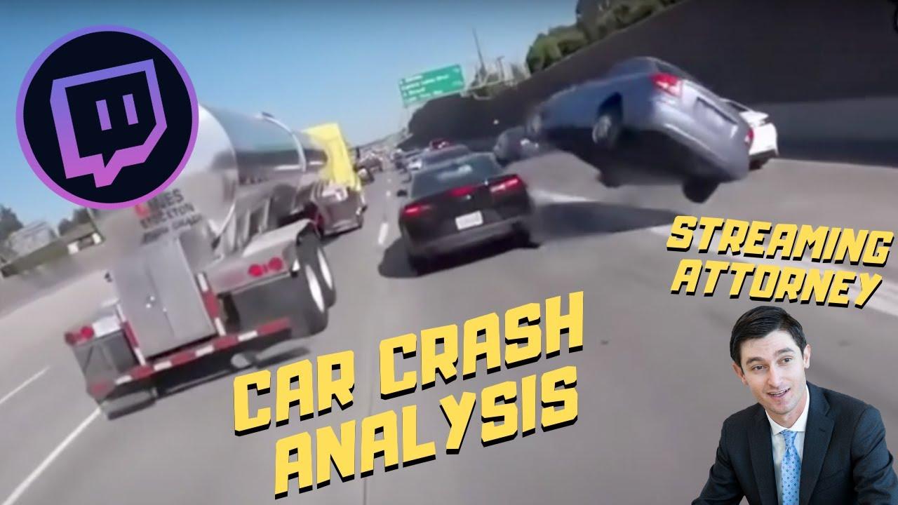 Car Crash Analysis | Billion Dollar Lawsuit Against Johnson and Johnson | AttorneyTom Stream 1