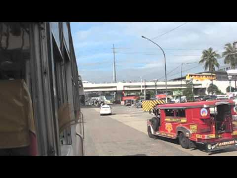 Bus Travels Manila Going to Taal Volcano(Tagaytay)