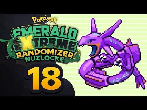 WELCOME TO THE TEAM! - Pokémon Emerald EXTREME Randomizer Nuzlocke w/ Supra! Episode #18